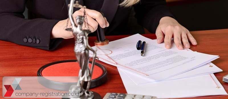 Requirements Document Establish Local Company Indonesia